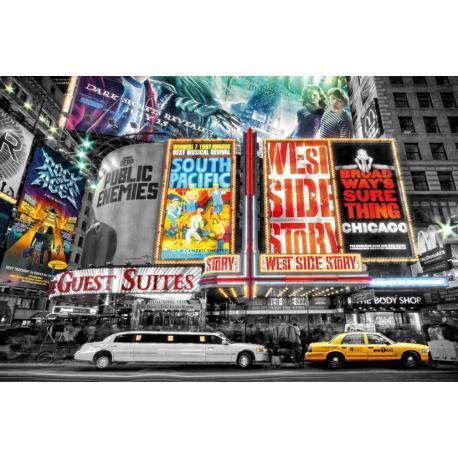 Poster Teatro New York
