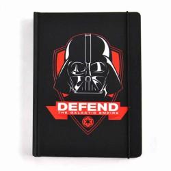 Cuaderno A5 Star Wars Darth Vader Icon