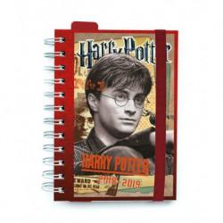Agenda Escolar 18/19 Dia Pagina Wire-o Internacional Harry Potter