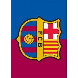 Postal F.C. Barcelona Escudo
