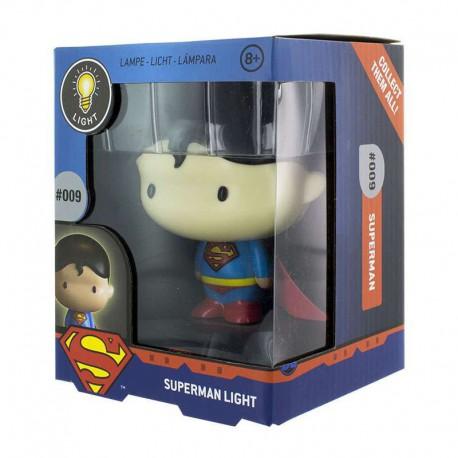 Lampara DC Comics Mini Superman 3D