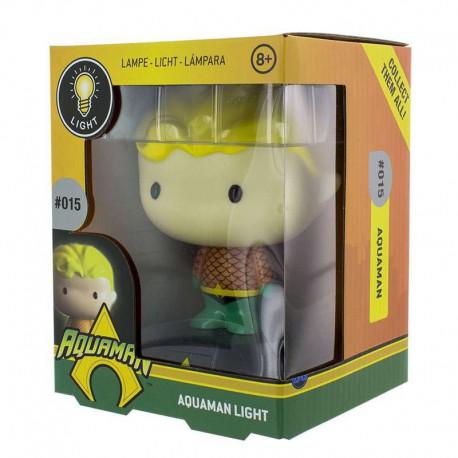 Lampara DC Comics Mini Aquaman 3D