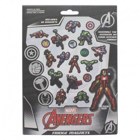 Imanes Marvel Avengers