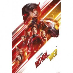 Poster Ant-Man and The Wasp Onesheet