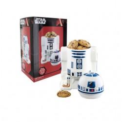 Tarro de Galletas Star Wars R2D2