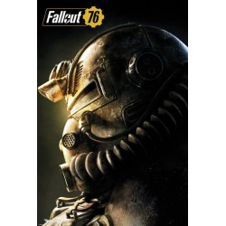 Poster Fallout 76 T51B