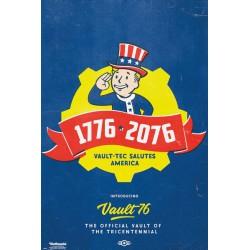 Poster Fallout 76 Tricentennial