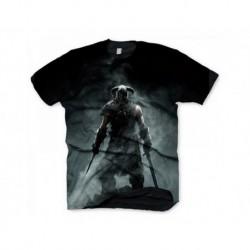 Camiseta Skyrim Dragonborn