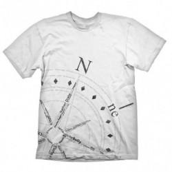 Camiseta Uncharted 4 Compass