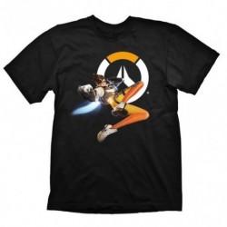 Camiseta Overwatch Tracer Hero