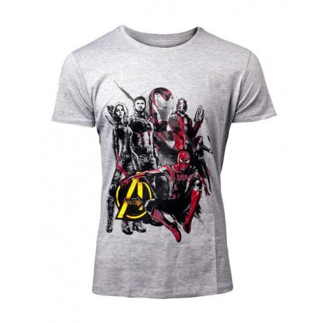 Camiseta Marvel Avengers Infinity War Characters