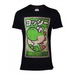 Camiseta Nintendo Propaganda Yoshi