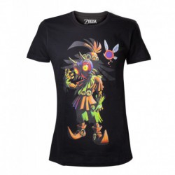 Camiseta The Legend Of Zelda Majoras Mask