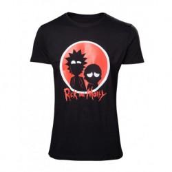 Camiseta Rick & Morty Big Red Logo
