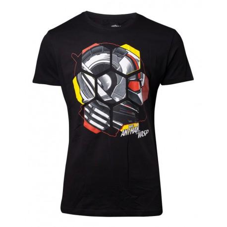 Camiseta Marvel Antman & The Wasp Helmet