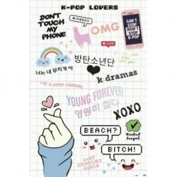 Poster K Pop Lovers
