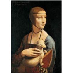 Puzzle 1000 Piezas Da Vinci- Dama