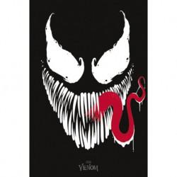 Poster Venom Face