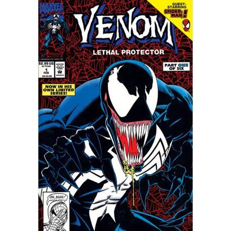 Poster Venom Letal Protector Part 1