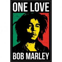 Poster Bob Marley One Love