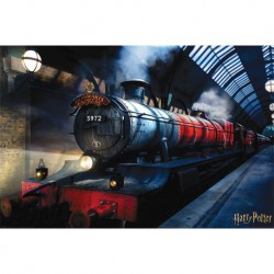 Poster Harry Potter Hogwarts Express