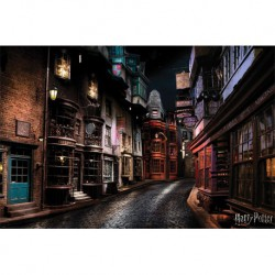 Poster Harry Potter (Diagon Alley)