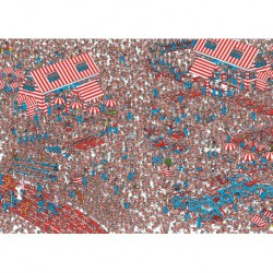 Poster Gigante Where Is Wally