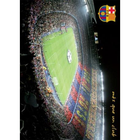 Postal F.C. Barcelona Camp Nou