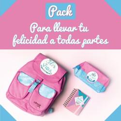 """""""Pack para llevar tu felicidad a todas partes"""""""