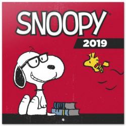 Calendario 2019 30X30 Snoopy