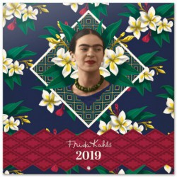 Calendario 2019 30X30 Frida Kahlo