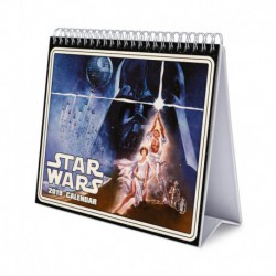 Calendario De Escritorio Deluxe 2019 Star Wars Classic