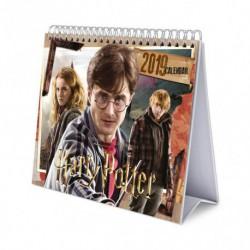 Calendario De Escritorio Deluxe 2019 Harry Potter