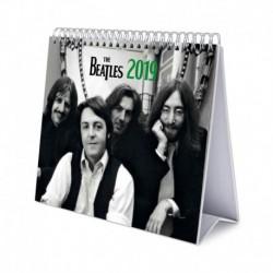 Calendario De Escritorio Deluxe 2019 The Beatles