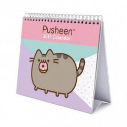 Calendario De Escritorio Deluxe 2019 Pusheen The Cat