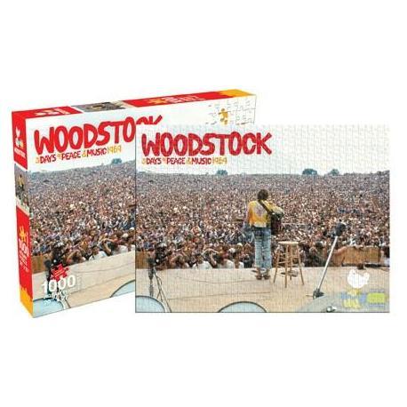 Puzzle 1000 Piezas Woodstock