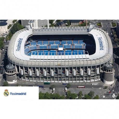 Poster Real Madrid - Estadio