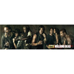 Poster Puerta The Walking Dead Season 5
