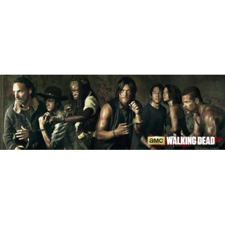 Poster Puerta The Walking Dead Season 5