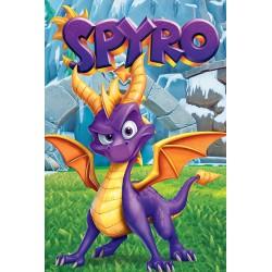 Poster Spyro Reignited Trilogy