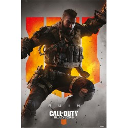 Poster Call Of Duty Black Ops 4 Ruin