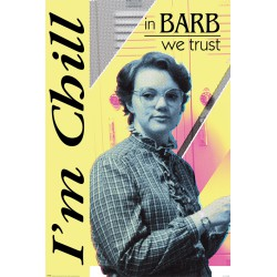 Poster Stranger Things In Barb We Trust