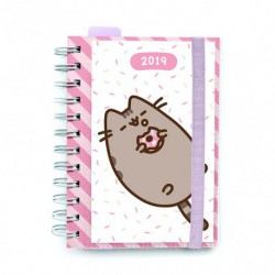 Agenda 2019 Dia Pagina Pusheen The Cat