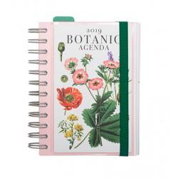 Agenda 2019 Dia Pagina Botanical