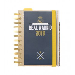 Agenda 2019 Dia Pagina Real Madrid