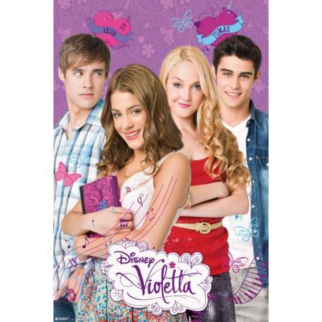 Poster Violetta Grupo