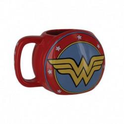 Taza Dc Comics Wonder Woman Shield
