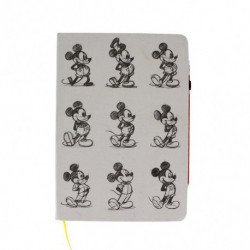Cuaderno Disney Mickey Mouse