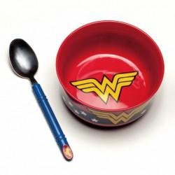 Set De Desayuno Dc Comics Wonder Woman