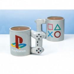 Taza Playstation Controller